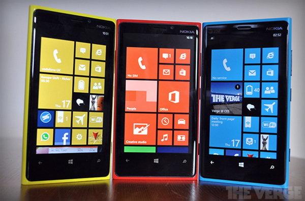 ส่วนแบ่งตลาด Window phone ทั่วโลกเหลือไม่ถึง 1%