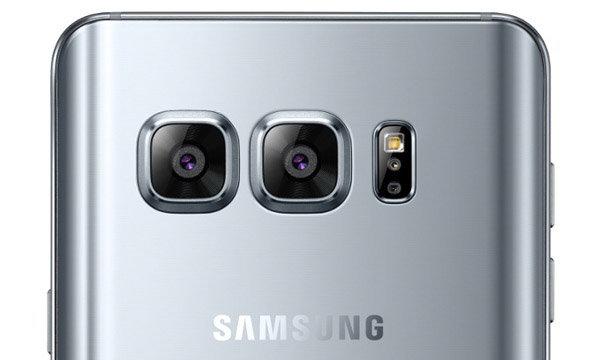 iPhone 7 Plus ระวังไว้ Galaxy Note 7 edge อาจจะมาพร้อมกับคู่หลังเหมือนกัน