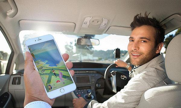 เปิดโลกธุรกิจใหม่ บริการขับรถพาผู้เล่นตระเวนจับ Pokemon รอบเมืองกำลังจะมา