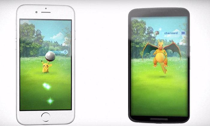 เทรนเนอร์พร้อมโปเกมอน(Pokémon Go) โหลดเล่นได้ในประเทศไทยแล้ววันนี้