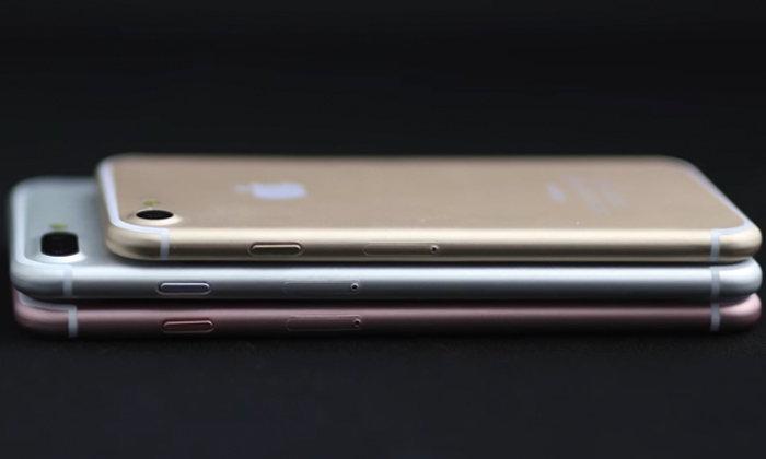 หลุดคลิปต้นแบบคาดว่ามันคือ iPhone 6SE และ iPhone 7 Plus
