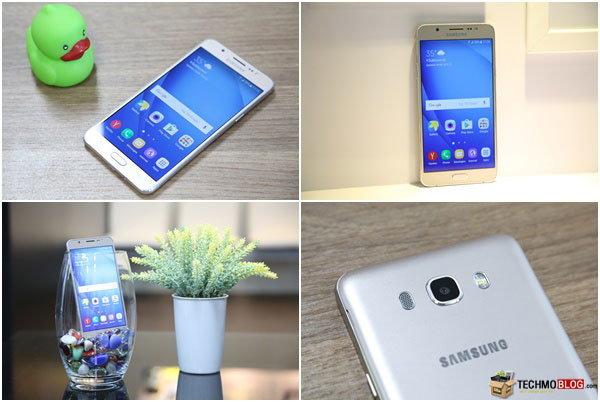 [รีวิว] Samsung Galaxy J7 Version 2 (2016) สมาร์ทโฟนน้องใหม่ในซีรี่ส์ Galaxy J
