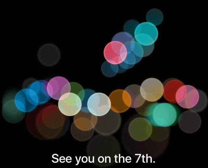 เปิดตัว iPhone 7