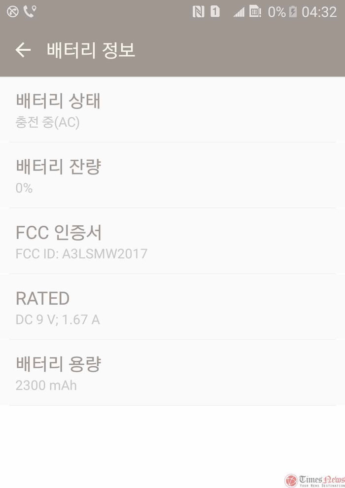 Samsung Veyron หรือชื่อโมเดล Samsung SM-W2017