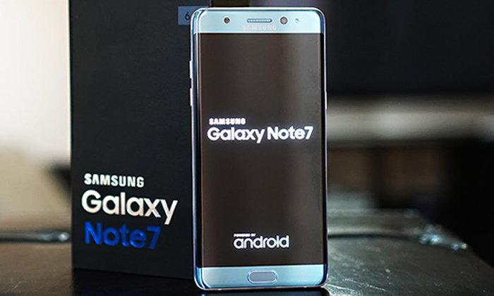 สื่อเกาหลีเผย Samsung อาจนำ Galaxy Note7 มาเปิดวางจำหน่ายอีกครั้งแบบ Refurbished ในปีหน้า