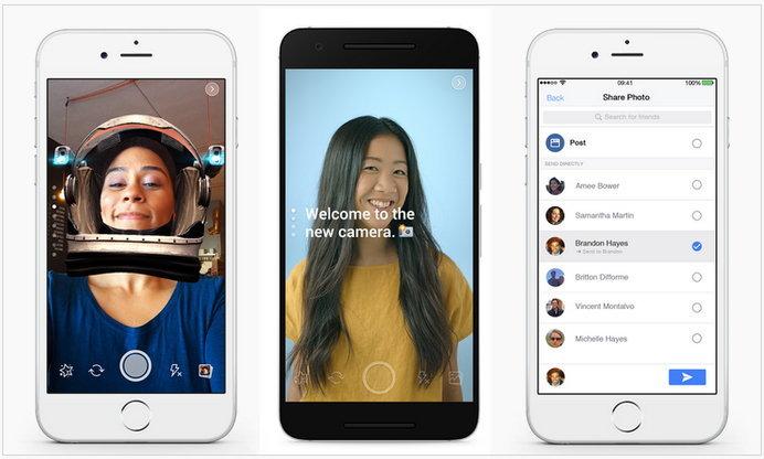 Facebook เริ่มทดสอบฟีเจอร์ส่งภาพแล้วหายไปเองใน 24 ชั่วโมงเหมือน Snapchat