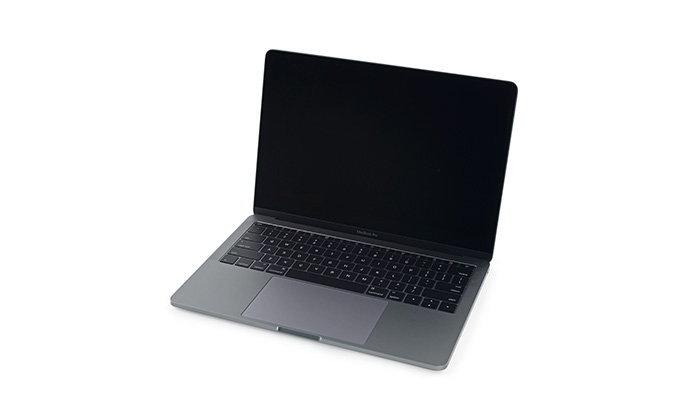 ifixit ให้คะแนนการซ่อม Macbook Pro 13 นิ้ว รุ่นเริ่มต้น ระดับยากมาก