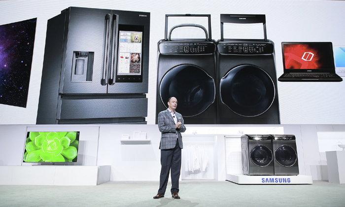 CES 2017 : ในงานซัมซุงนำเสนอมิติใหม่ จัดเต็มนวัตกรรมช่วยให้ผู้บริโภคใช้ชีวิต ทำงาน และสนุกได้มากขึ้น