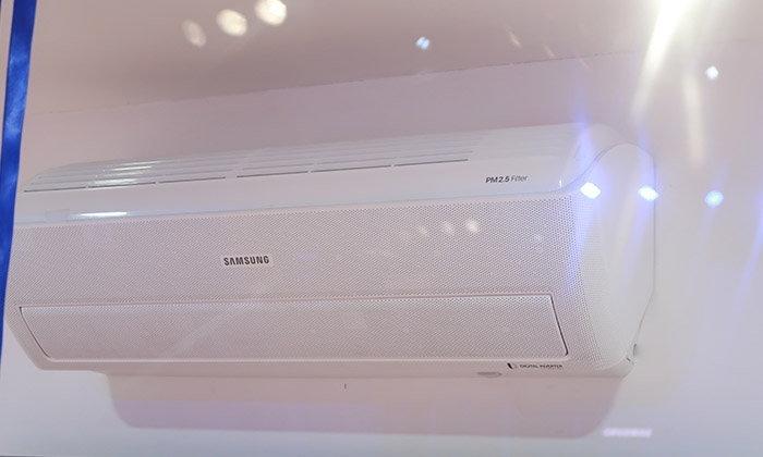 Samsung นำเสนอเครื่องใช้ไฟฟ้าใหม่ในปี 2560 พร้อมปรับแนวทางเน้นสุขภาพผู้ใช้งานมากขึ้น