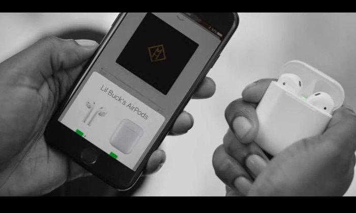 ชมโฆษณา Apple AirPods หูฟังไร้สายที่ปล่อยโฆษณามากถึง 4 ตัวด้วยกัน