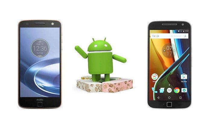 ข่าวดี Moto Z และ Moto G4 Plus ในประเทศไทยสามารถอัปเกรด Android 7.0 Nougat ได้แล้ววันนี้