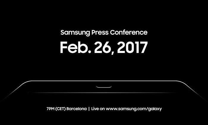 Samsung ปล่อย Teaser ของ Galaxy Tab S3 เจอกัน 26 กุมภาพันธ์ นี้
