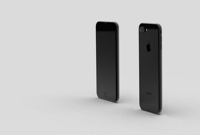 ภาพคอนเซปท์ iPhone 8 ชุดใหม่
