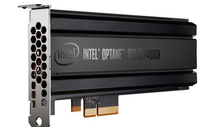 Intel เริ่มวางขาย SSD ความเร็วสูงโดยใช้ความจำแบบ 3D XPoint