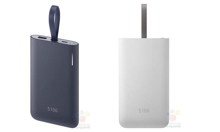 เผยภาพ Power Bank ใหม่ของ Samsung รองรับการชาร์จแบบ USB-C