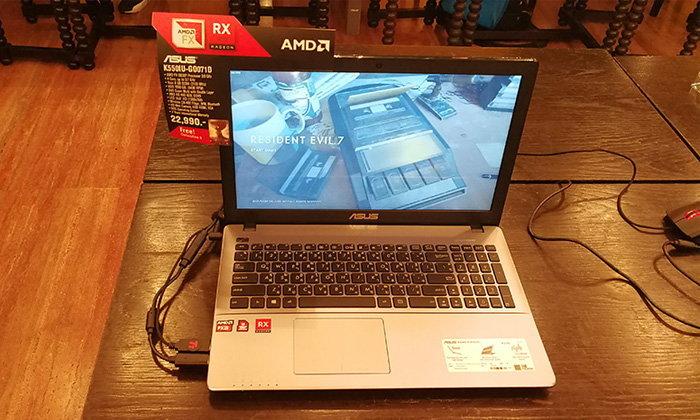 AMD เปิดตัว Radeon RX460 กราฟิกการ์ดสำหรับ Notebook งบไม่แรงแต่ประสิทธิภาพดี