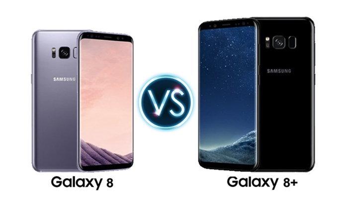 เปรียบเทียบ Samsung Galaxy S8 และ Galaxy S8+ สองสมาร์ทโฟนเรือธงรุ่นล่าสุด ต่างกันอย่างไร มาดูกัน!
