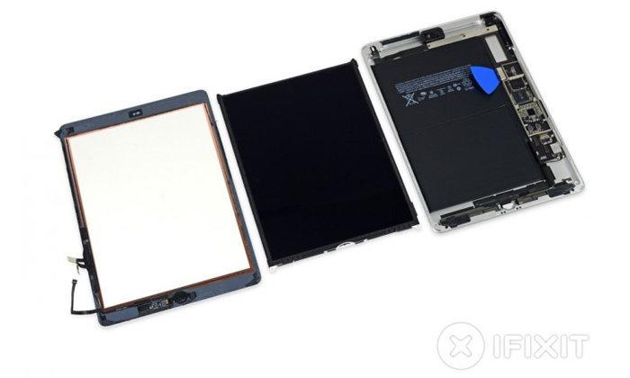 ifixit แกะ iPad รุ่นใหม่ ได้คะแนนความง่ายต่อการซ่อมคือ 2 จาก 10 คะแนน