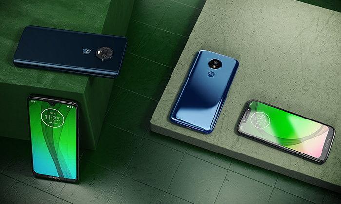 Motorola ประเทศไทย เปิดราคา G7 Series มือถือระดับกลางที่สเปคคุ้มค่า เริ่มต้น 5,990 บาท