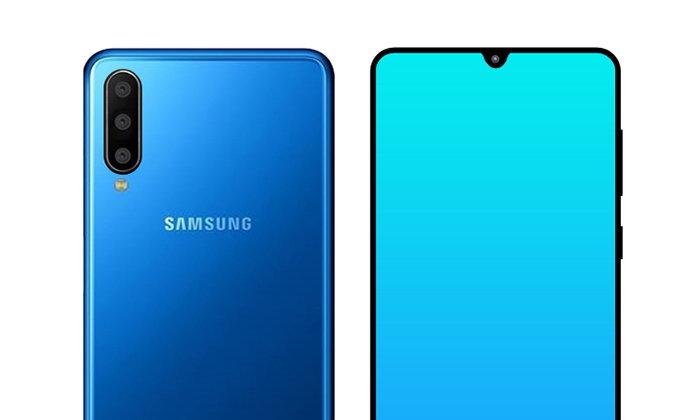 หลุดรายละเอียดของ Samsung Galaxy A60 มี 3 กล้อง ที่อัปเกรดมากขึ้น