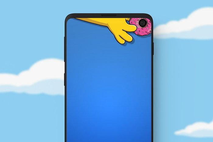 รวมวอลเปเปอร์สุดเก๋ที่ซ่อนรูบนหน้าจอของ Galaxy S10 ได้อย่างแนบเนียน!