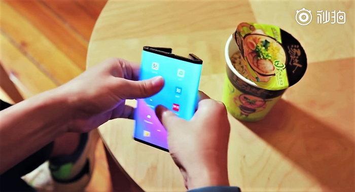 Xiaomi ปล่อยวิดีโอโชว์สมาร์ตโฟน พับจอ 3 ท่อน อีกครั้ง