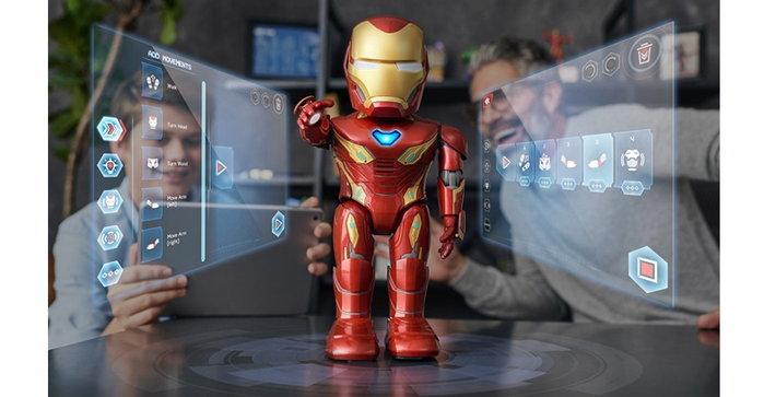 """หุ่นยนต์ """"Iron Man MK50"""" ปลุกพลังซูเปอร์ฮีโร่ในตัวคุณ"""