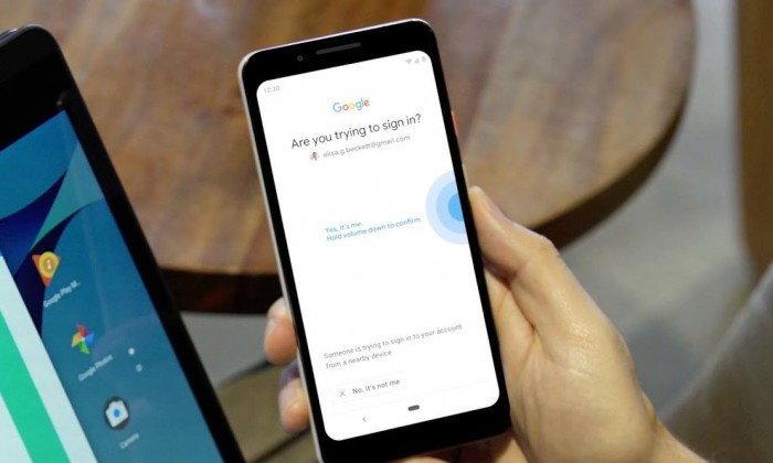 Google เปิดบริการให้มือถือยืนยันการเข้าบัญชีผู้ใช้งาน Google Account