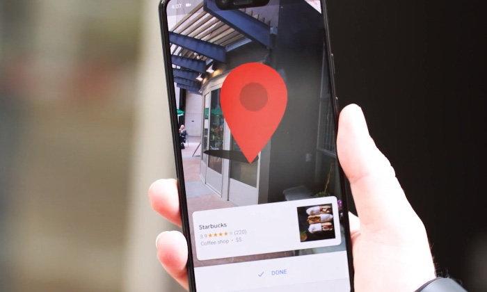 """Google Maps"" เพิ่มฟีเจอร์ถามความหนาแน่นของขบวนรถไฟที่คุณโดยสารมา"