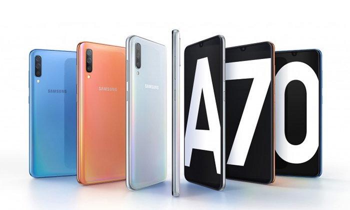 """ชมโฆษณา """"Samsung Galaxy A"""" รุ่นใหม่ บอกลา """"Galaxy J"""" ไปได้เลย"""