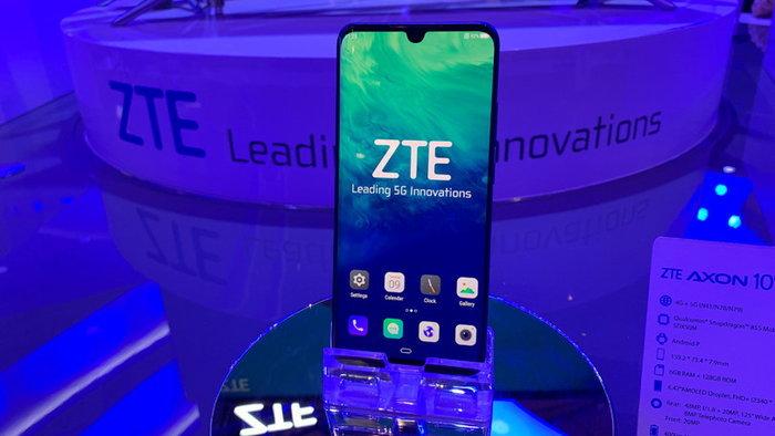 ZTE เปิดตัว Axon 10 Pro และ Axon 10 Pro 5G ที่ประเทศจีน  พร้อมจำหน่าย 7 พค นี้