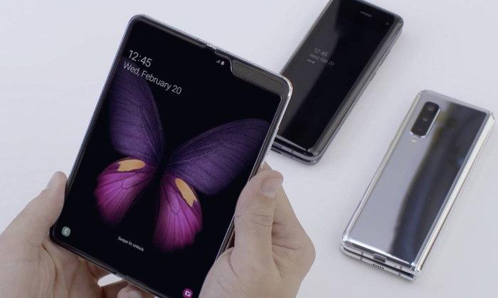Samsung ยืนยันแก้ปัญหาจอใน Galaxy Fold ได้แล้ว จ่อวางขายเดือนหน้า