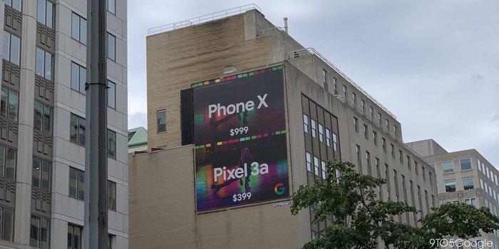 Google ออกโฆษณา Pixel 3a ย้ำกล้องที่ดีกว่า iPhone X ในราคาที่ถูกเกินครึ่ง!