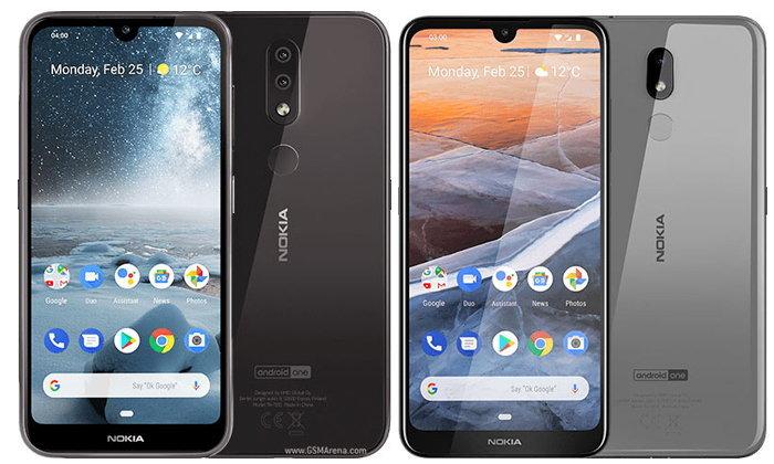 โนเกียเปิดตัวสมาร์ทโฟน 2 รุ่น 2 สไตล์ Nokia 3.2 และ Nokia 4.2 อย่างเป็นทางการ