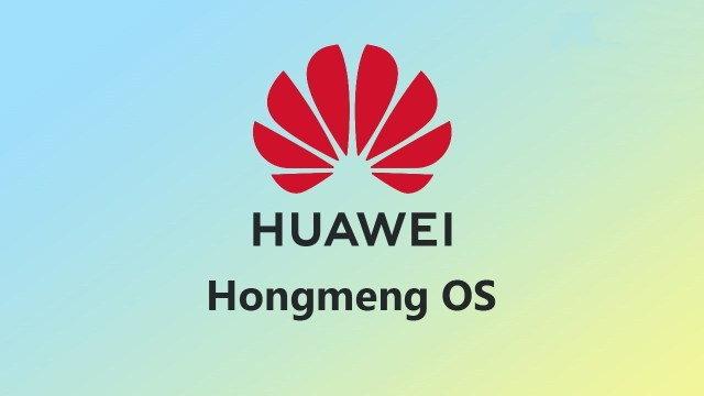 หัวเว่ยอาจเดินหน้าใช้ชื่อ Hongmeng OS อย่างเป็นทางการในตลาดโลก