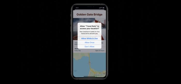 ปลอดภัยขึ้นอีกระดับ!! iOS 13 จะแสดงรายละเอียดการขอเข้าถึงตำแหน่งอย่างละเอียดขึ้น
