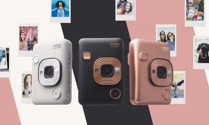 Fujifilm Instax mini LiPlay กล้องสุดอเนกประสงค์ พิมพ์ภาพ, อัดเสียง, ถ่าย จบในเครื่องเดียว