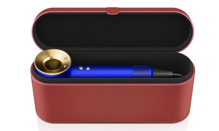 Dyson เปิดตัว Dyson Supersonic ผลิตภัณฑ์สีพิเศษเคลือบทองคำ 23.75K