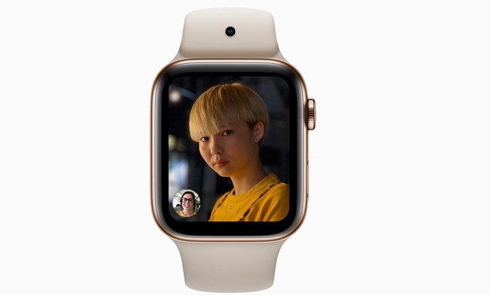 สิทธิบัตรชี้ Apple Watch รุ่นใหม่อาจมาพร้อมกล้องเซลฟี-เซ็นเซอร์สแกนม่านตาเหมือน iPhone