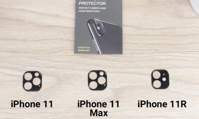 ไม่ต้องลุ้น! หลุดแบบฟิล์มกันรอยคอนเฟิร์ม iPhone 11 มาพร้อมกล้องหลัง 3 ตัว