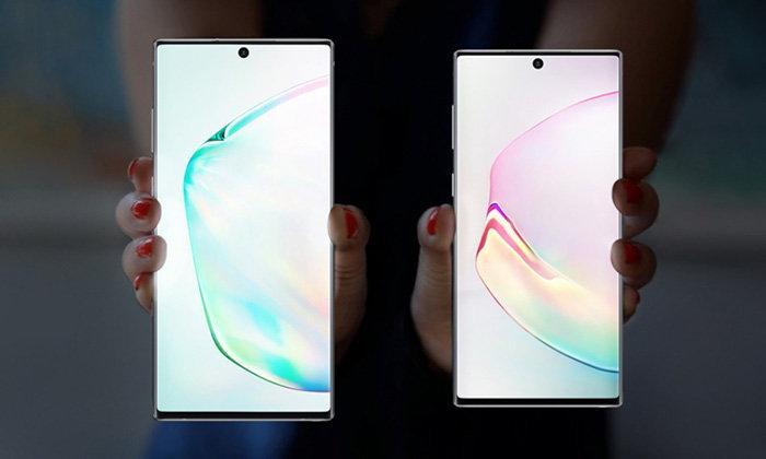 ซื้อรุ่นไหนดีSamsung Galaxy Note 10 VS Samsung Galaxy Note 10+ให้เหมาะสมกับคุณ