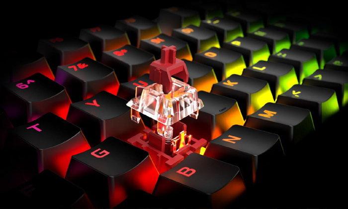 HyperX เปิดตัวสวิทช์ HyperX Aqua สำหรับคีย์บอร์ด และผลิตภัณฑ์ชาร์จไฟแบบไร้สายที่ได้การรับรอง Qi