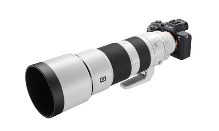 Sony เปิดตัวเลนส์ G รุ่น FE 200-600mm F5.6-6.3 G OSS (SEL200600G)