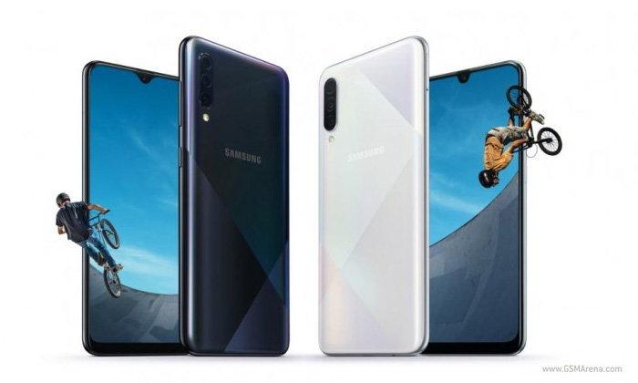 SamsungเผยโฉมGalaxy A30sและA50sอัปเกรดความสามารถให้รุ่นกลางของค่าย
