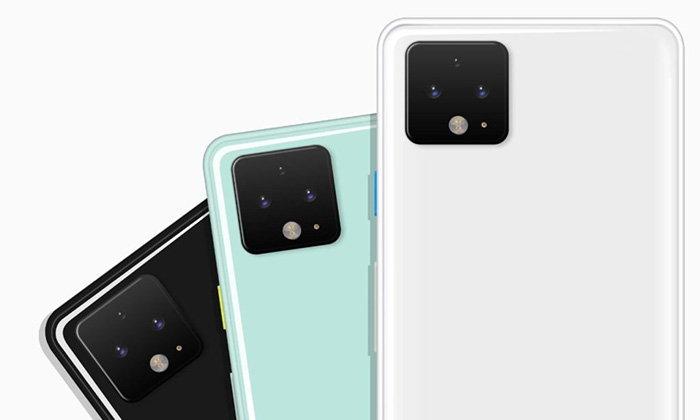 Pixel 4มือถือกล้องคู่หน้าตาเหมือนiPhone เปิดตัวในวันที่ 15ตุลาคมนี้