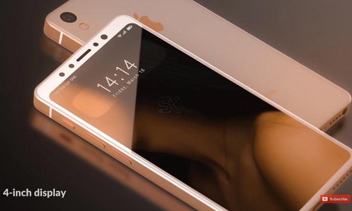มาอีกชุด! ภาพคอนเซ็ปต์ iPhone SE2 ของใหม่ที่หลายๆ คนรอคอย