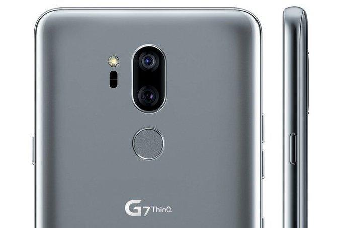 ภาพเรนเดอร์ล่าสุด LG G7 ThinQ : ดูกันชัดๆ ทุกมุมมอง