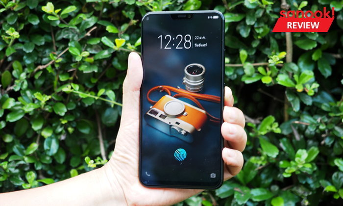 "[Hands On] ""Vivo X21"" สมาร์ทโฟนสแกนลายนิ้วมือใต้หน้าจอรุ่นแรกของโลก หลังการเปิดตัวอย่างเป็นทางการ"