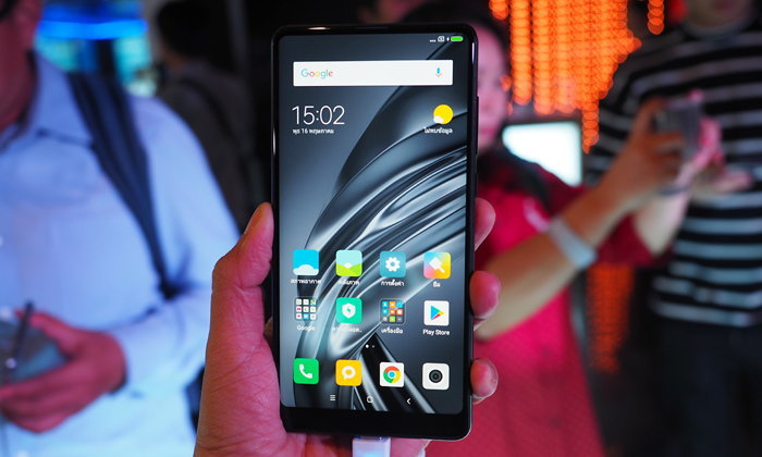 """Xiaomi ประกาศราคา """"Xiaomi Redmi Note 5"""" และ """"Xiaomi Mi Mix 2s"""" เริ่มต้น 5,990 บาท"""