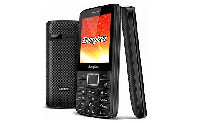 Energizer Power Max P20 ฟีเจอร์โฟนยัดแบตฯ 4000 mAh ใช้เป็น Power Bank ก็ได้ โทรก็ดี